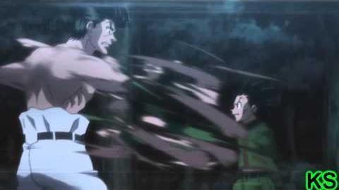 Gon & Killua vs Knuckle & Shoot AMV - Hunter x Hunter 2011