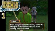 PS2 Hunter x Hunter Altar of Dragon Part 1 (English Sub)
