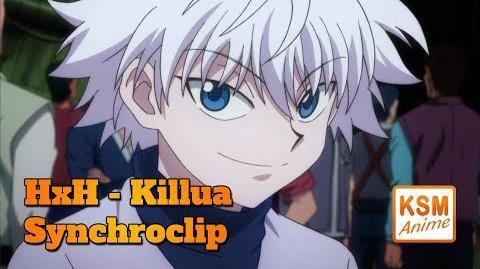 Das sind KILLUA & LEORIO! HUNTERxHUNTER Synchroclip (Deutsch)