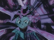 Gon getting attacked by snakes