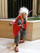 Cosplayer of Jiraiya, Naruto at AWA14 20080920 (1)