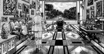Chap 382 - King's living room