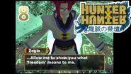 PS2 Hunter x Hunter Altar of Dragon Part 8 (English Sub)