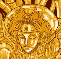 100-Type Guanyin Bodhisattva face colored volume 28.png