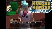 PS2 Hunter x Hunter Altar of Dragon Part 6 (English Sub)