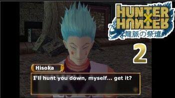 PS2_Hunter_x_Hunter_Altar_of_Dragon_Part_2_(English_Sub)