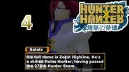 PS2 Hunter x Hunter Altar of Dragon Part 4 (English Sub)