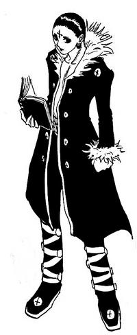 Chrollo manga.png