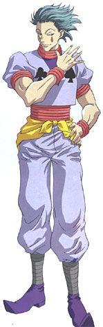 Hisoka 1999.jpg