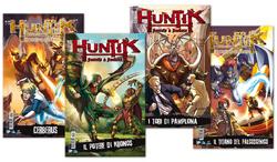 Huntik Magazine Comics.png