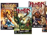 Huntik Magazine