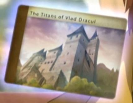 The Titans of Vlad Dracul