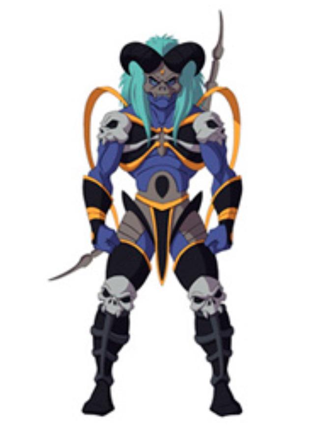 Cursed Archer