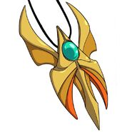 Icarus Amulet