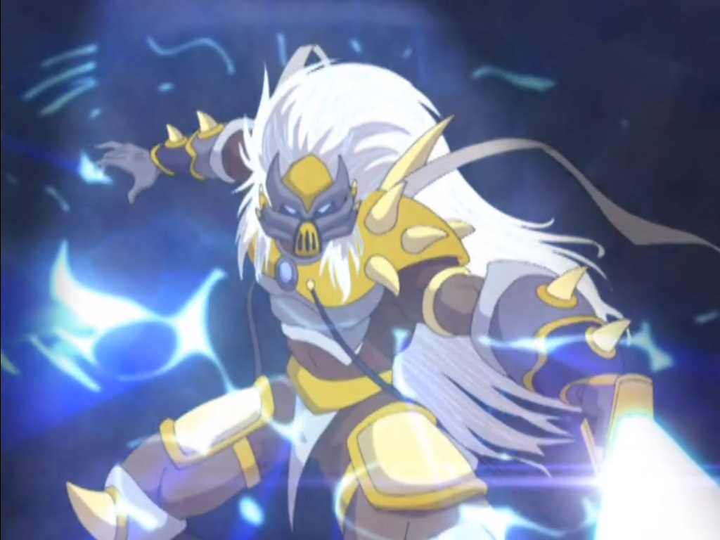 S2E32 Powerbonded Caliban summon.png