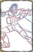 Caliban (Rough Sketch)