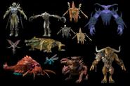 Huntik 5D Titans