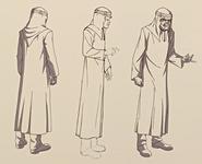 Klaus Concept Art