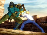 S2E46 Doom Warden Lok WIllblade