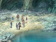 S1E10 team Titans