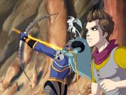 S2E45 Cursed Archer Den Cherit