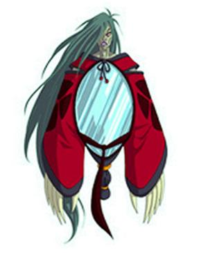 Divine Mirror Kagami