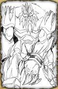 Ymir (Rough Sketch)