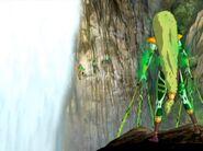S2E27 Dark Dryad team waterfall