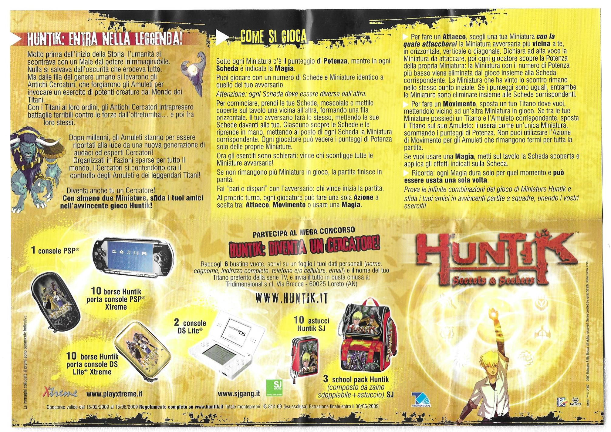 Huntik Panini Sheet S1 Back.png