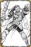 Antedeluvian (Rough Sketch)