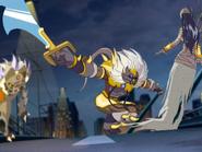 S2E33 Caliban defeats Dervish Ash