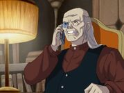 S1E13 Klaus phone
