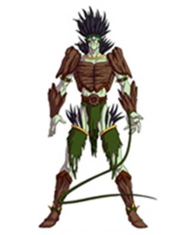 Kaioh the Tracker