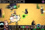 Huntik Titan Defence Chapter 6 gameplay