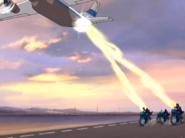 S2E42 Suits Raypulse plane