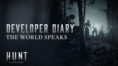 Hunt Showdown Dev Diary 5 The World Speaks