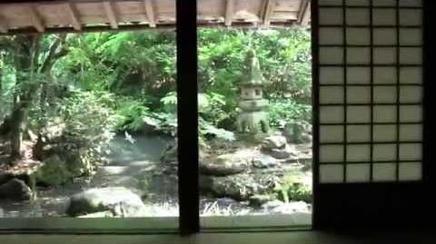 【聖地巡礼】氷菓に出て来た千反田えるさん家を訪れてみた【加茂荘】 (Hyōka,kakegawa)