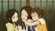 Mayaka and Zenna siblings