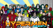 All Heroes Wallpaper