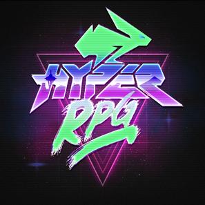 The HyperRPG logo
