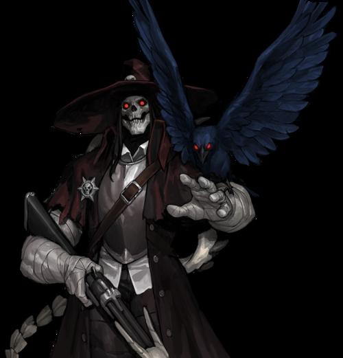 Devil Hunter Skin