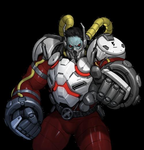 Brute Force Skin