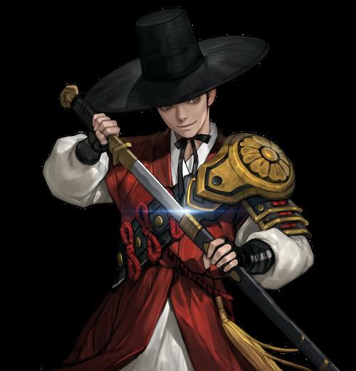 King's Inspector Skin