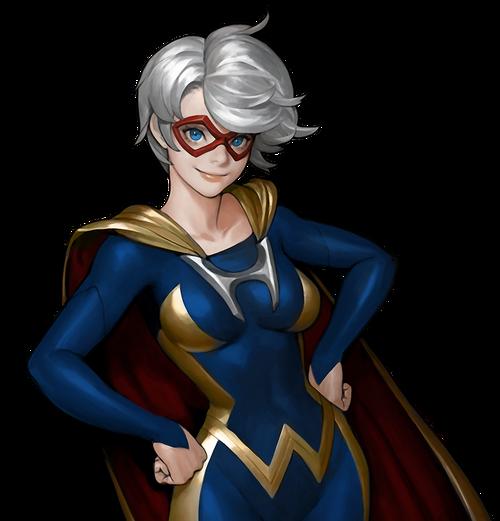 Hyper Hero Skin