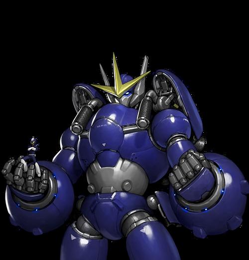 Super Robot Skin
