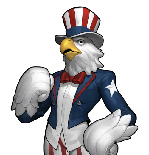 Uncle Sam Skin
