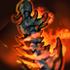 Burning Chainblade