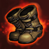 Dragonhide Shoes