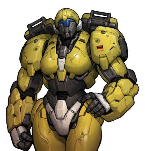 Soldier of the Future Skin