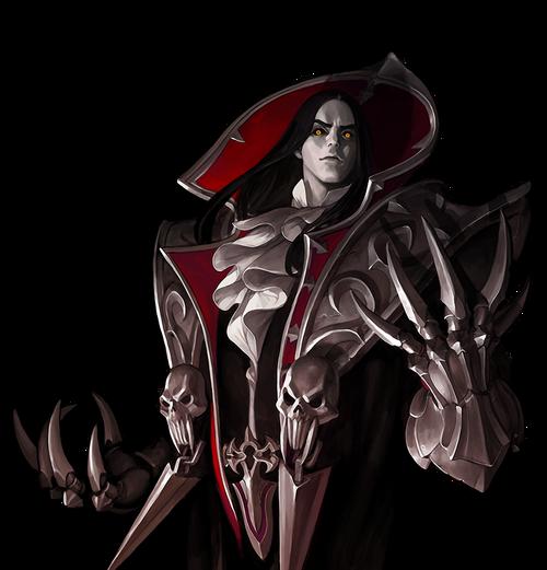 Lord of Pureblood Skin